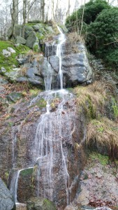 Wasserfall im Odenwald
